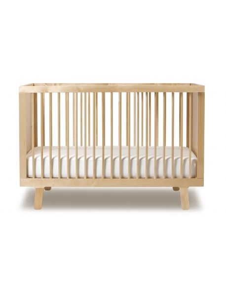 OEUF-SPARROW-Lit bébé design évolutif-Bouleau