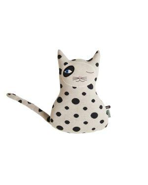 Oyoy - Cushion - cat zorro