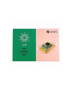 TECHNOLOGY WILL SAVE US - Synthesister DIY Kit Multicoloured