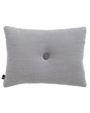 Hay - Dot - greyish burgundy Surface Cushion