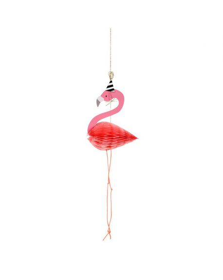 meri meri - carte flamingo