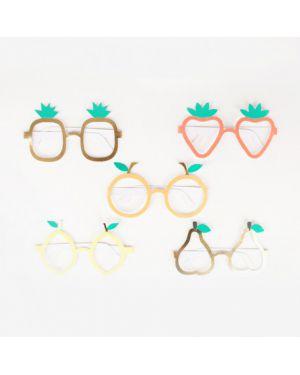 Meri meri - Fruit Glasses - Pack of 10