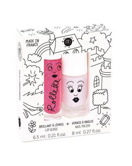 Nailmatic - Blackberry Rollette - Lip Gloss