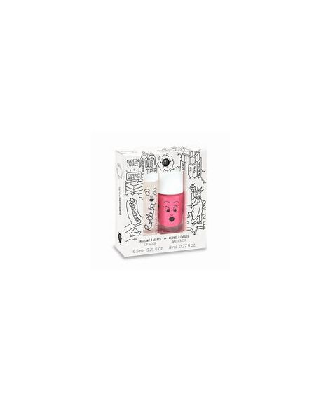 Nailmatic - Coffret duo rollette + vernis - New York