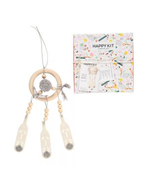Happy go lucky - DIY dream catcher