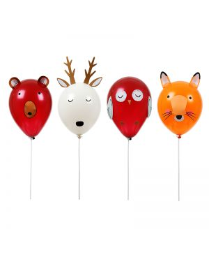 Meri Meri - Mylar Reindeer Balloons