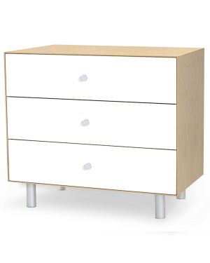 OEUF - MERLIN CLASSIC - Commode 3 tiroirs design