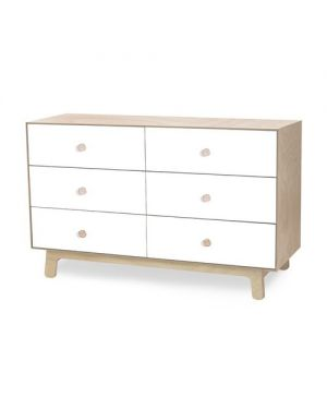 OEUF - MERLIN SPARROW - Commode 6 tiroirs design