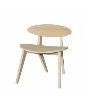 Oliver Furniture - Ping Pong Chair - Oak