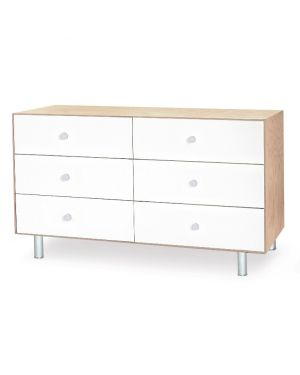 OEUF - MERLIN CLASSIC - Commode 6 tiroirs design