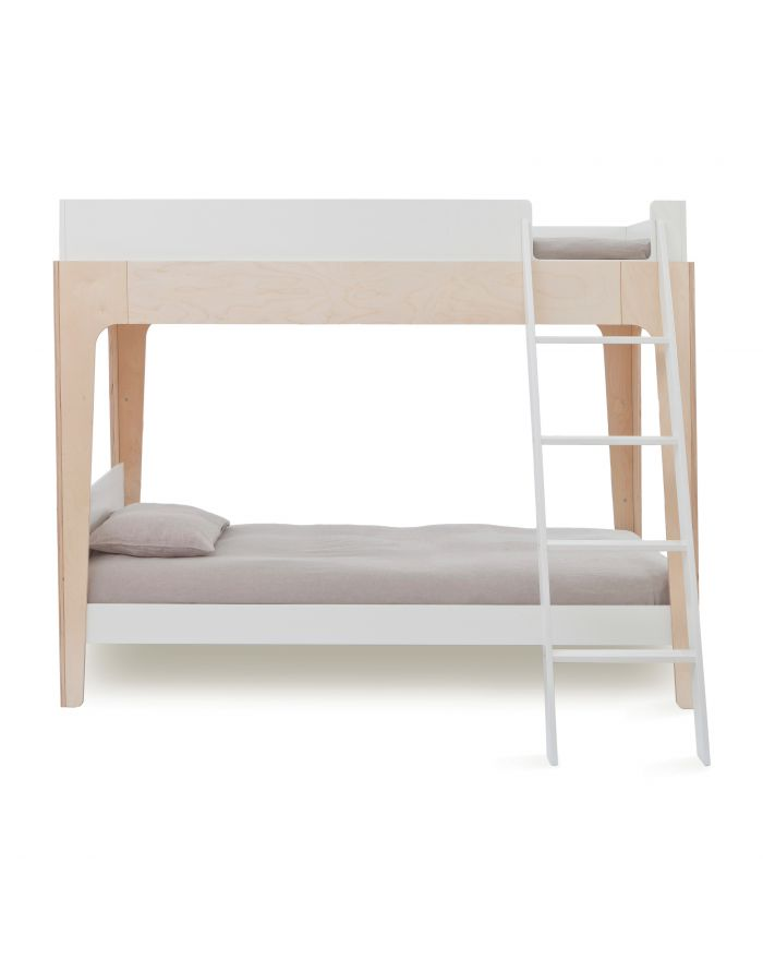 OEUF Nyc PERCH Bunk Bed Design With Scandinavian Style