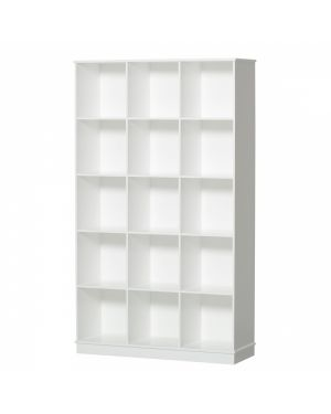Oliver Furniture - Wood Shelving unit 3x5