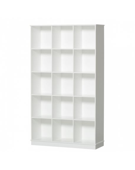 Oliver Furniture - Wood Shelving unit 2x5
