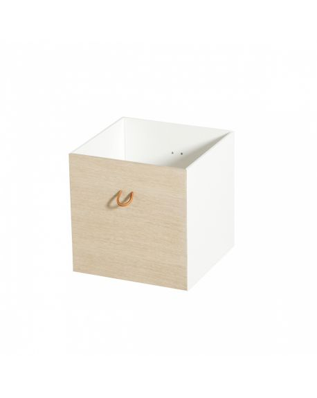 Oliver Furniture - Wood Shelving unit 3x2