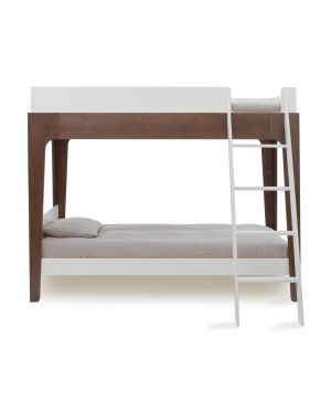 OEUF PERCH - Design bunk bed for children - Walnut
