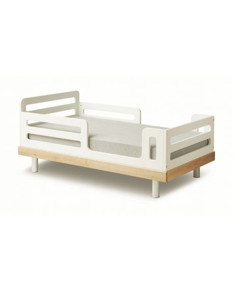 OEUF - CLASSIC Toddler bed - Birch