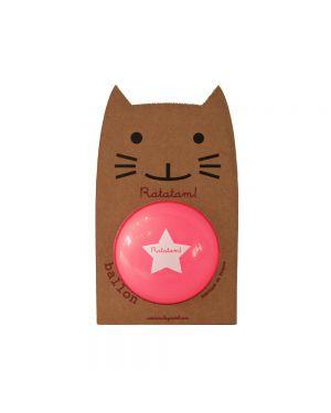 Ratatam - 15cm Ball Fluorescent pink
