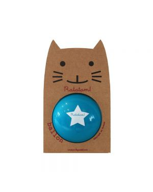 Ratatam - Ballon Bleu - 25 cm