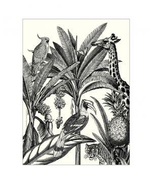 ALIBABETTE - Coloriage Flora