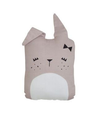 FABELAB - Coussin - Cute Bunny