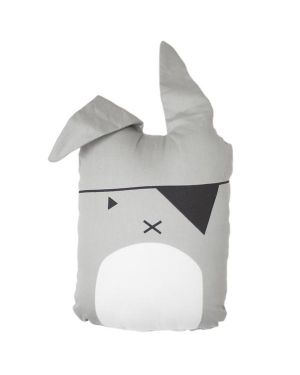 FABELAB - Coussin - Pirate Bunny