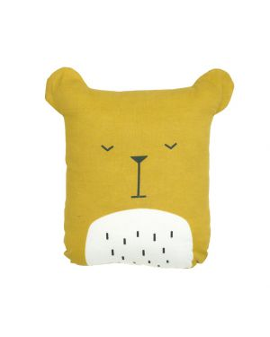 FABELAB - Coussin - Lazy Bear