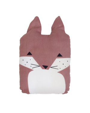FABELAB - Coussin - Friendly Fox