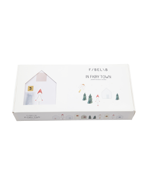 Fabelab - In Fairy Town Christmas calendar