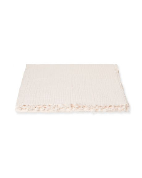 Liewood - Couverture en mousseline - Rose