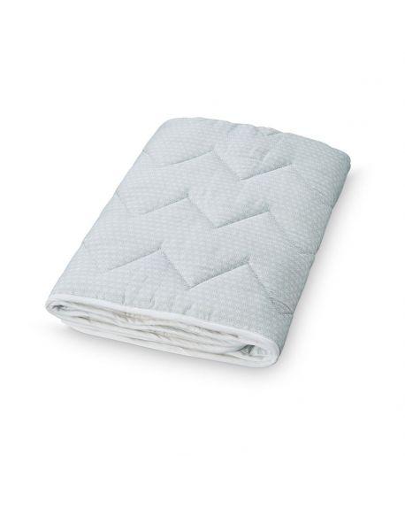 CAM CAM COPENHAGEN - Baby Blanket - OCS - Sashiko Blue