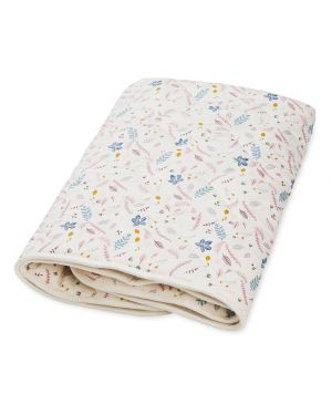 CAM CAM COPENHAGEN - Baby Blanket - OCS - Pressed Leaves