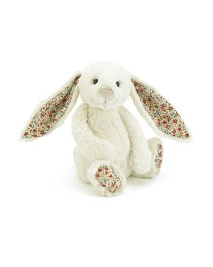 Jelly cat - Lapin Blossom - Crème - Medium