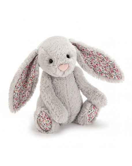 Jelly cat - Lapin Blossom - Argent