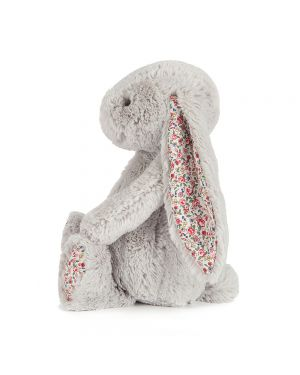 Jellycat - Peluche Lapin Blossom Small - Gris