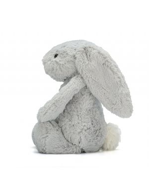 Jelly cat - Lapin Bashful - Argent - Small