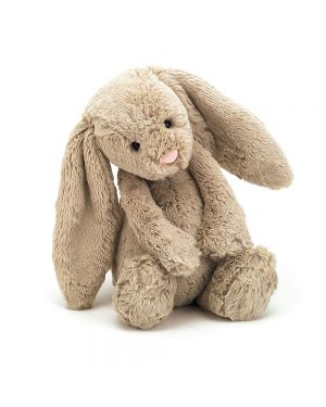 Jelly cat - Bashful Bunny Medium - Beige