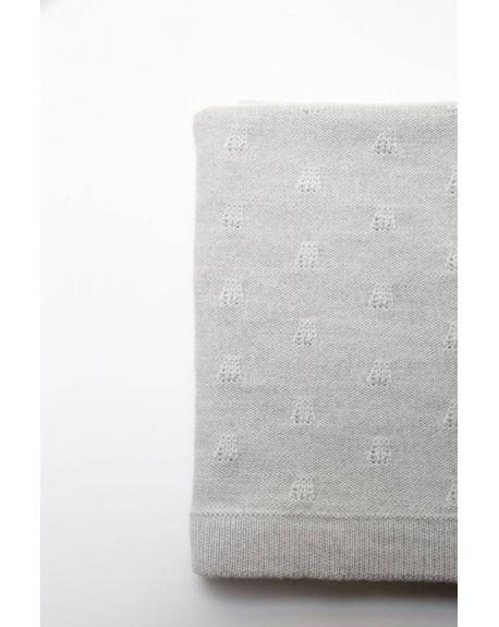 HVID - Couverture Blanka eucalyptus