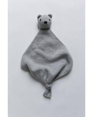 HVID - Doudou Teddy Tokki gris chiné
