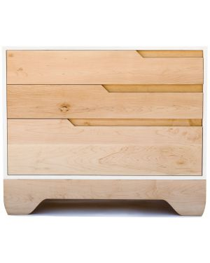 KALON STUDIOS - ECHO white - Design dresser