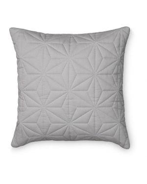 CAM CAM COPENHAGEN - Quilted Square Cushion - OCS - Grey