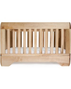 KALON STUDIOS - ECHO natural wood, design convertible cot