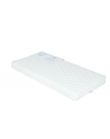Baby Mattress In Bambou Made Of Natural Component Perfect For
