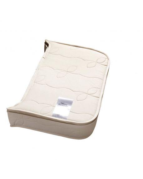 Oliver Furniture - Mini+ Mattress Extension 68x40cm - White