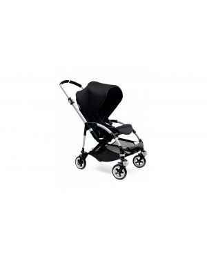 BUGABOO - Bee5 - Canopy: soft pink / Seat: black / Chassis: Alu