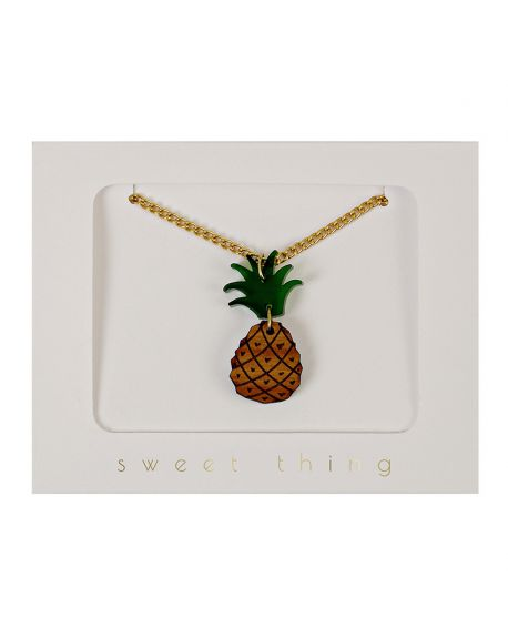 Meri Meri - Ananas Necklace