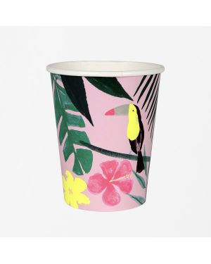 Meri Meri - Tropical Cups
