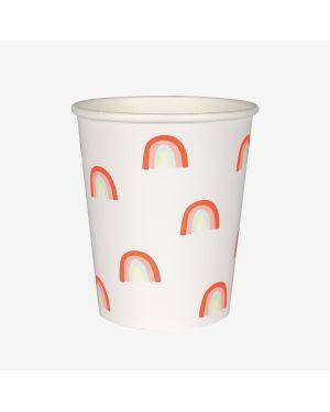 Meri Meri - Rainbow Cups