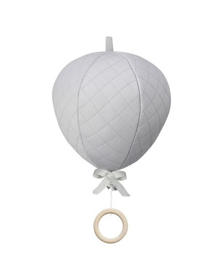 CAM CAM COPENHAGEN - Balloon Music Mobile - Grey