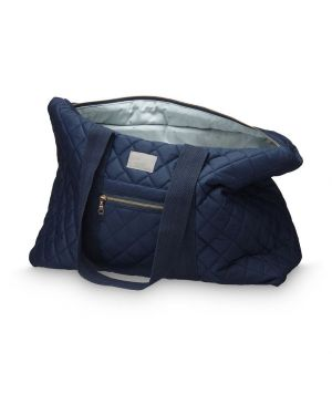 CAM CAM COPENHAGEN - Weekend Bag - Navy