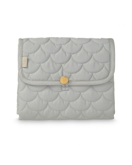 CAM CAM COPENHAGEN - Changing Mat Quilted- Grey
